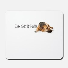 German Shephard Mousepad