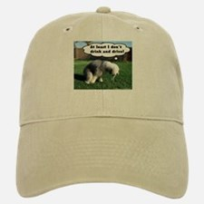 Sheepdog Baseball Baseball Cap
