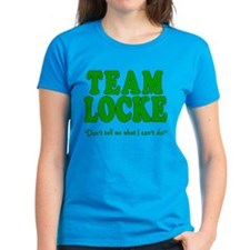 TEAM LOCKE with Quote Tee
