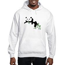 Resting Panda Hoodie