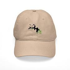 Resting Panda Baseball Cap