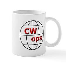 CWops Small Mug
