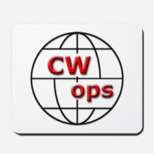 CWops Mousepad