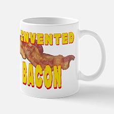 I Invented Bacon Mug