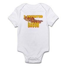 I Invented Bacon Infant Bodysuit