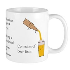 Beer and Physics Mug