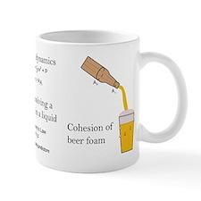 Beer and Physics Small Mugs