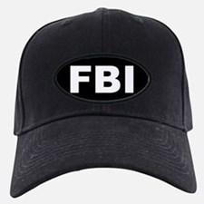 FBI Baseball Hat