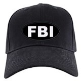 Fbi Hats & Caps