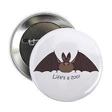"Virginia Big-Eared Bat 2.25"" Button"