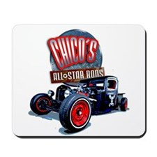 Chico's All-Star Rods Mousepad