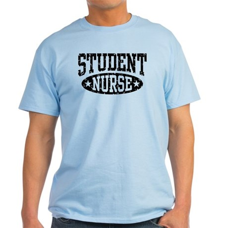 Student Nurse Light T-Shirt
