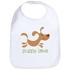 Puppy Love Bib