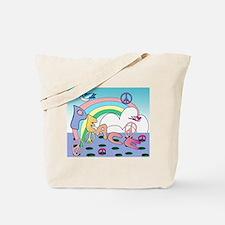 'Max'imum Peace Tote Bag