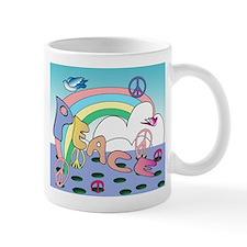 'Max'imum Peace Small Mug