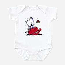 Westie Pcs Of Heaven Infant Bodysuit