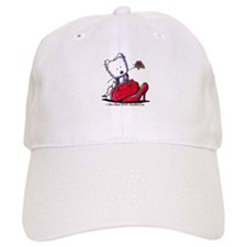 Westie Pcs Of Heaven Baseball Cap
