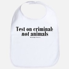 Criminal Behavior Bib