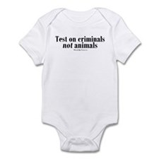 Criminal Behavior Infant Bodysuit