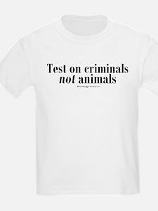 Criminal Behavior T-Shirt