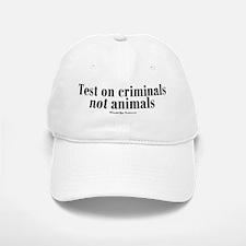 Criminal Behavior Baseball Baseball Cap