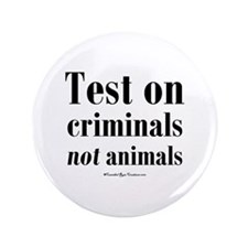 "Criminal Behavior 3.5"" Button"