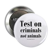 "Criminal Behavior 2.25"" Button"