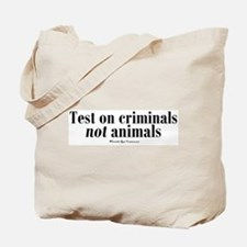 Criminal Behavior Tote Bag