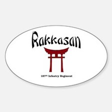 Rakkasan Decal