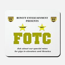 F.O.T.C. Mousepad