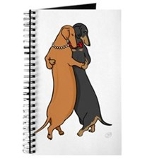 Dancing Dachshunds Journal