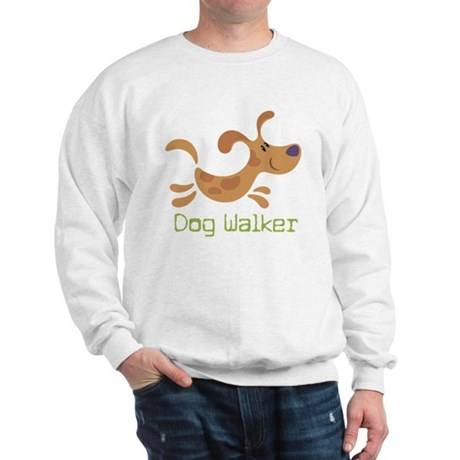 Dog Walker Sweatshirt