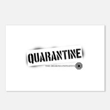 Quarantine - Dharma Initiative Postcards (Package