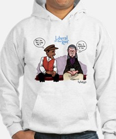 Liberal on the Roof Hoodie