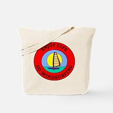 Enjoy Life Go Windsurfing Tote Bag