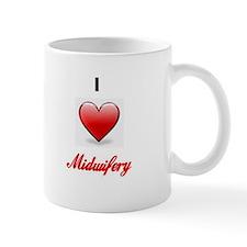 Cute Student nurse midwife Mug