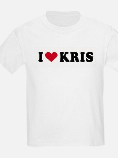 I LOVE BOYS ~  Kids T-Shirt