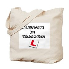 Cute Student midwife Tote Bag