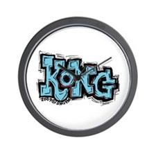 Kong Wall Clock