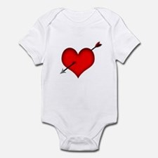 Heart & Arrow - Infant Bodysuit