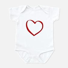 Open Heart - Infant Bodysuit