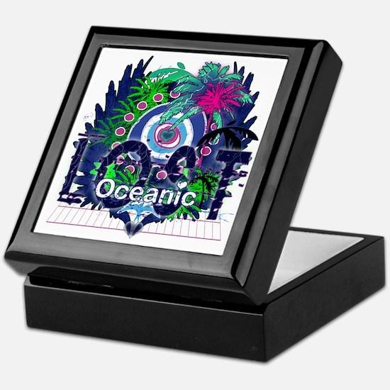 Lost Oceanic Heart Wings Keepsake Box