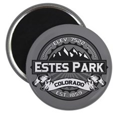 Estes Park Grey Magnet