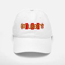 Got Liberty Distressed Stripe Baseball Baseball Cap