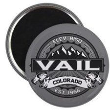 Vail Grey Magnet
