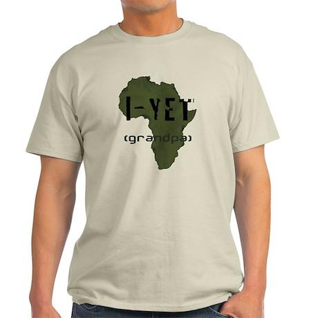 Amharic Grandpa Light T-Shirt