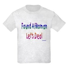 Found Afikoman Passover T-Shirt