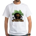 The Mighty Upsetter White T-Shirt