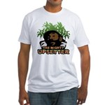 The Mighty Upsetter Fitted T-Shirt