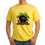 The Mighty Upsetter Yellow T-Shirt
